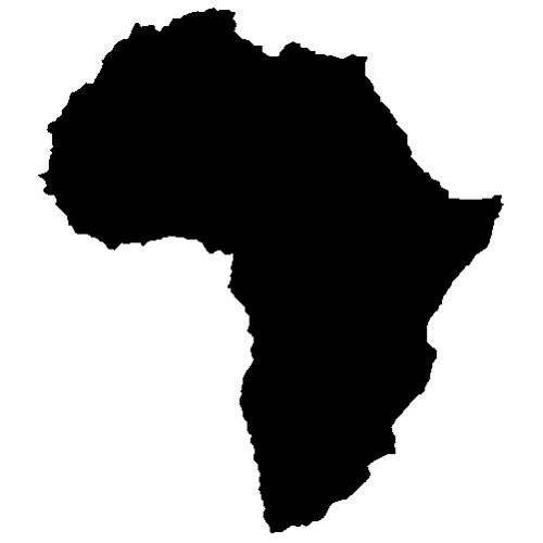 15 africa silhouette free cliparts that you can download to you ...
