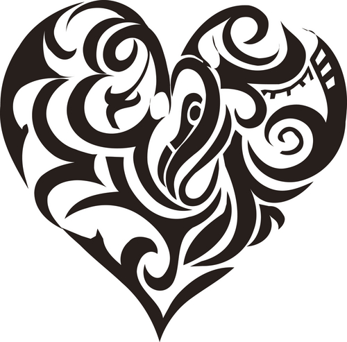 Cool heart designs to drawCool Heart Designs