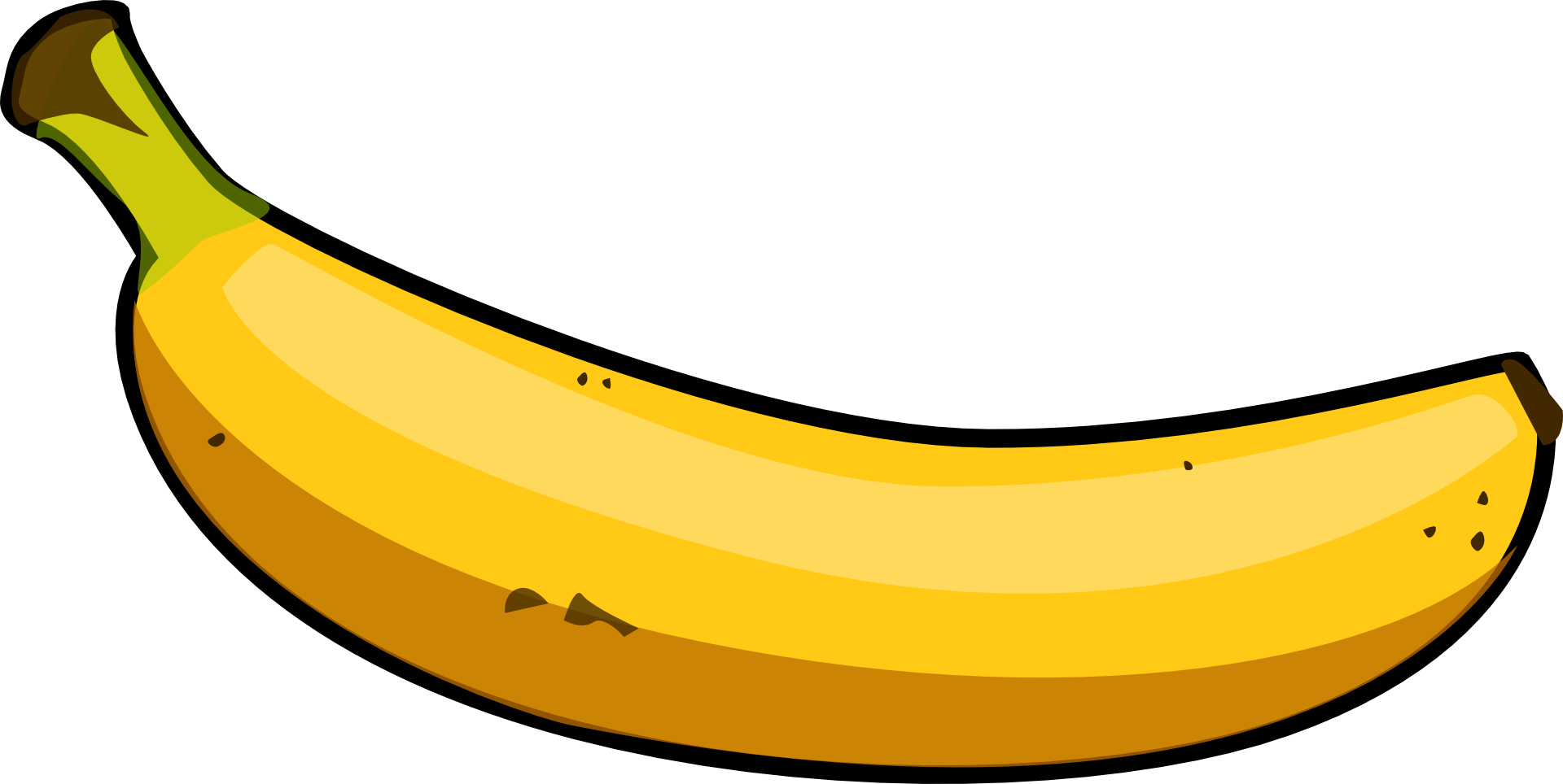 Fruit Banana Images In Hd on Banana Clip Art