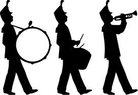 Marching Band Clipart - ClipArt Best