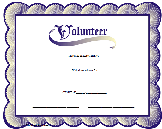 Free Certificate Templates - ClipArt Best