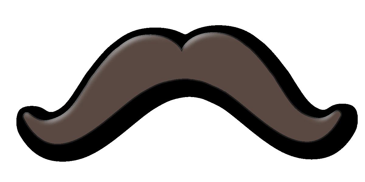 Mustache Clipart - ClipArt Best
