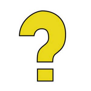 Moving Question Clip Art