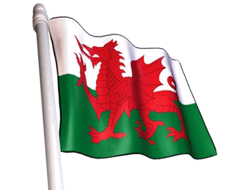 Flag Of Wales - ClipArt Best