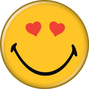 Smiley Face With Heart Eyes - ClipArt Best