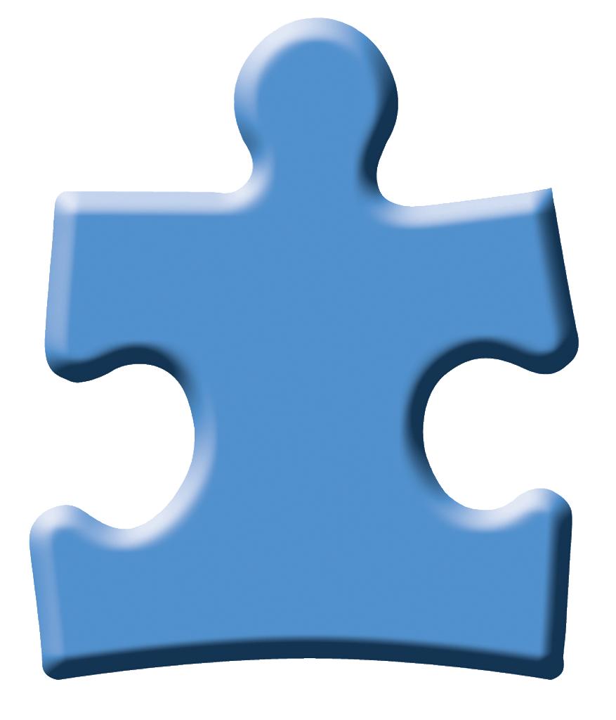 Puzzle Pieces Autism - ClipArt Best