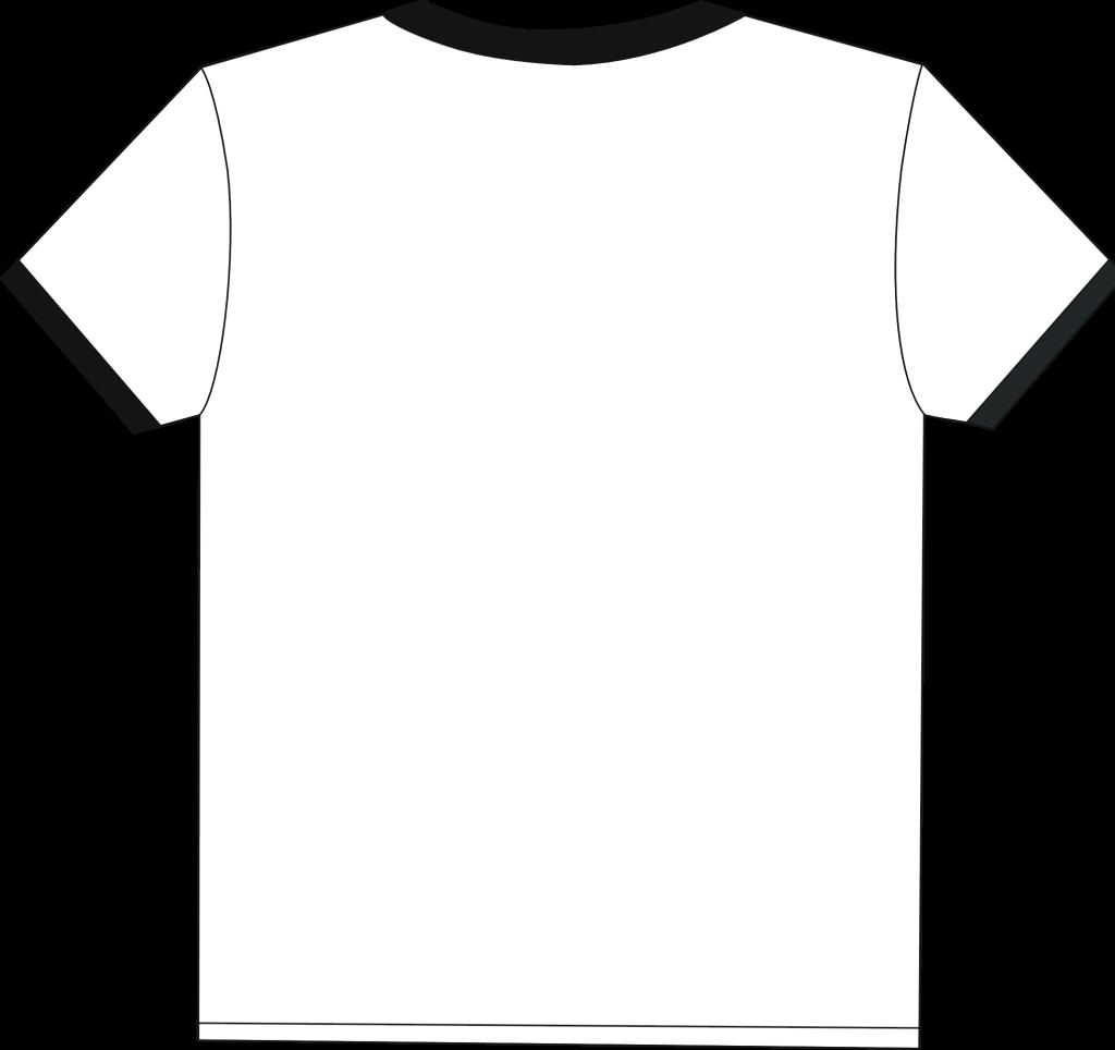 White blank t shirt clipart best for White blank t shirt