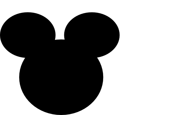 Mickey Mouse Ears Clipart - Tumundografico