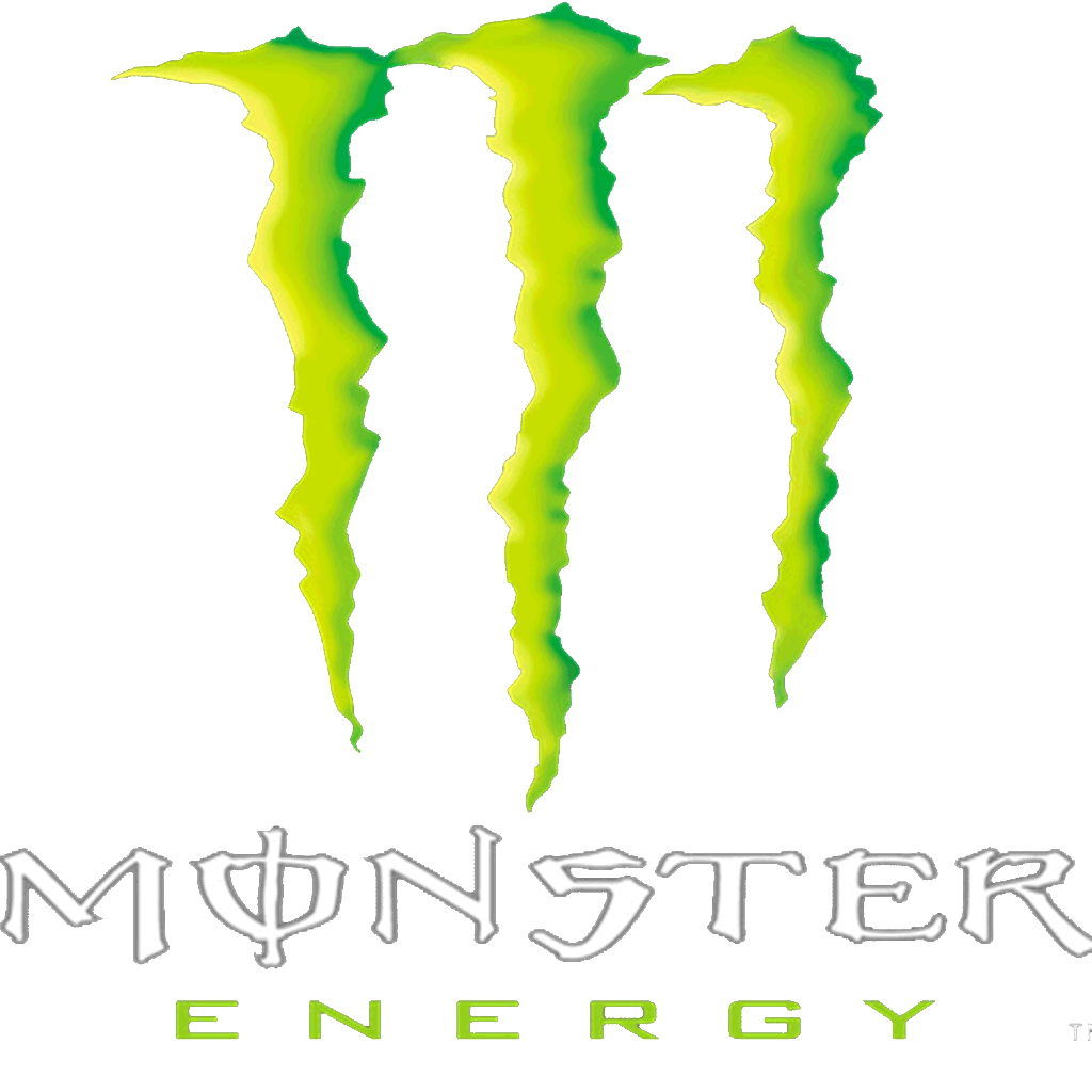 Png Logo Monster Energy - ClipArt Best