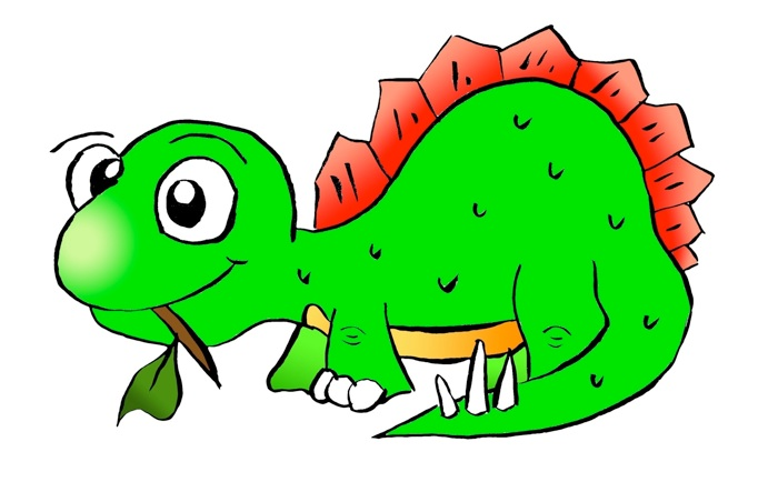 Free Dino Clipart - ClipArt Best