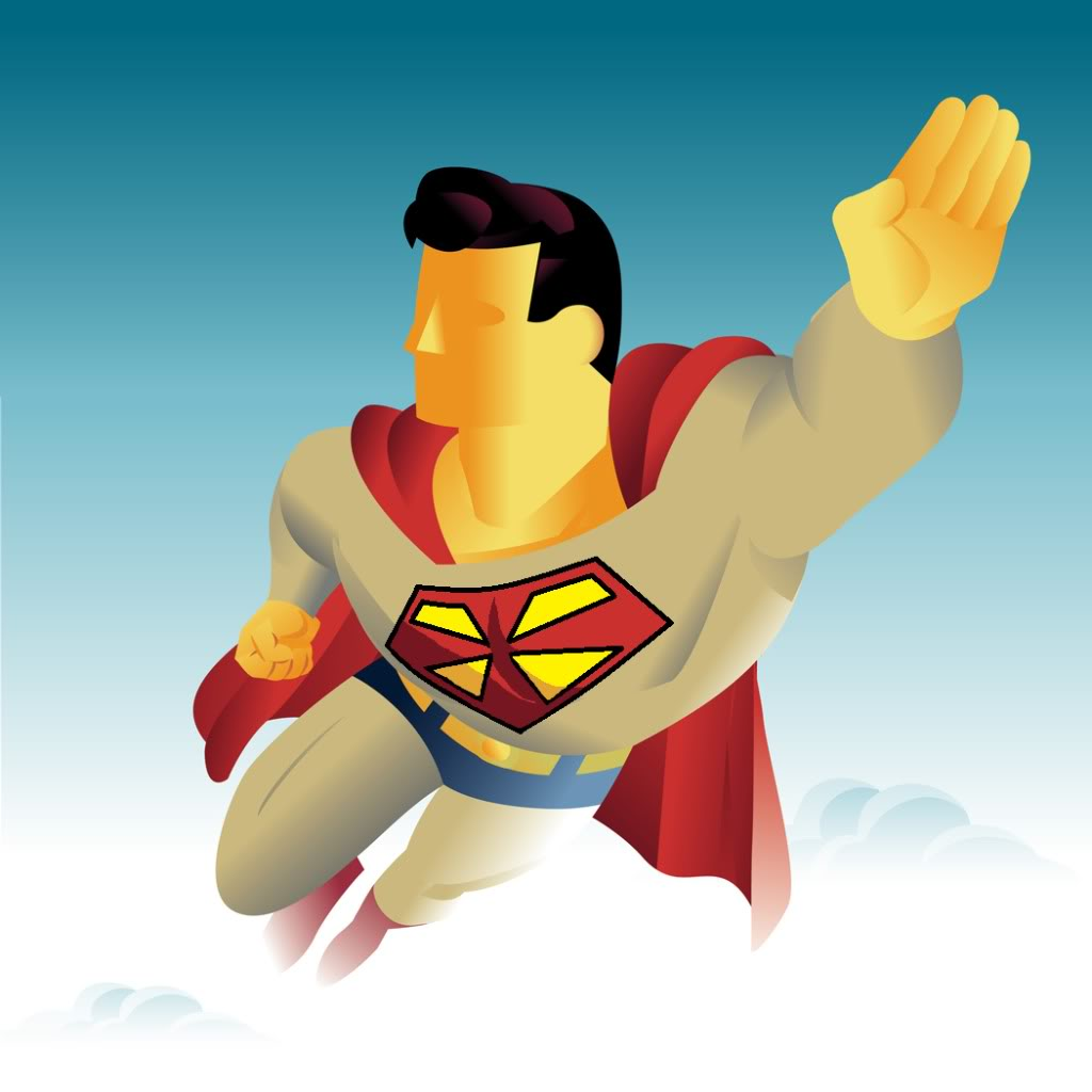 superhero clipart free download - photo #16