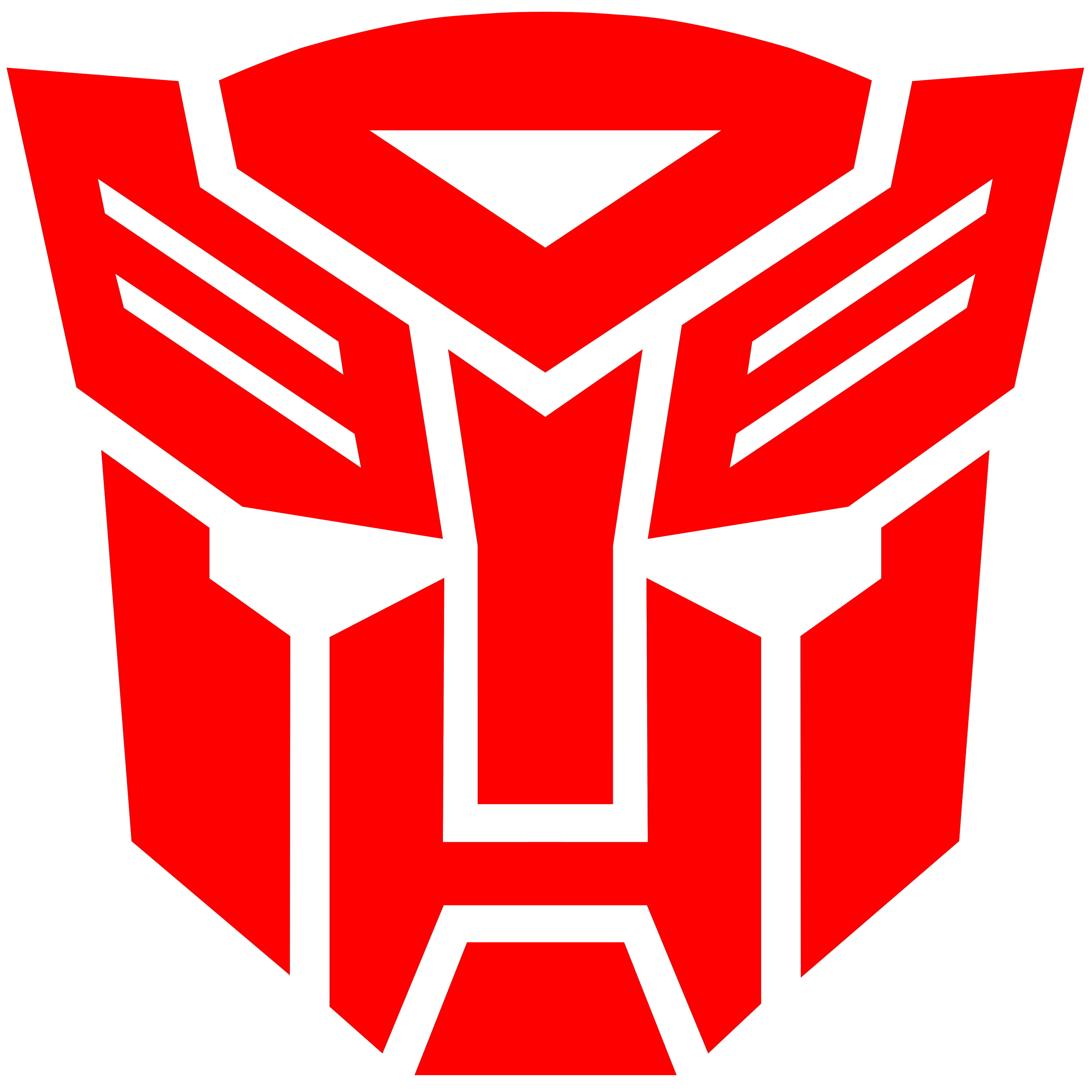 Transformers Autobot Logo Png - - 401.2KB