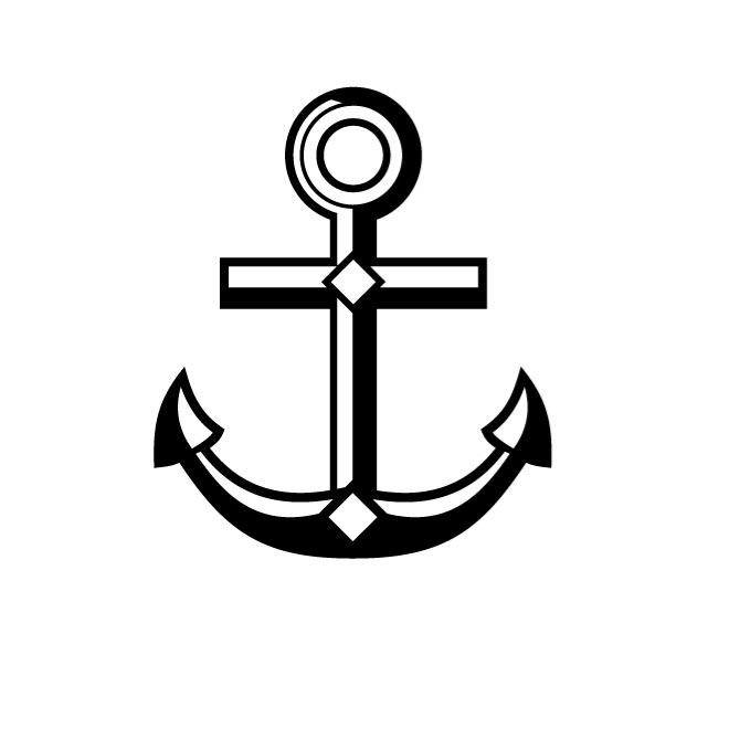 Free u.s. navy anchor logos vector art vectors -11197 downloads ...