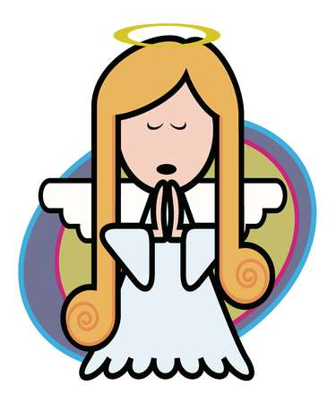 prayer cartoon clipart best