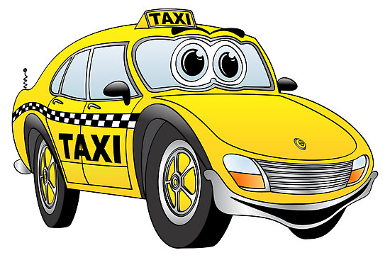 Cartoon Car Taxis - ClipArt Best - 69.7KB