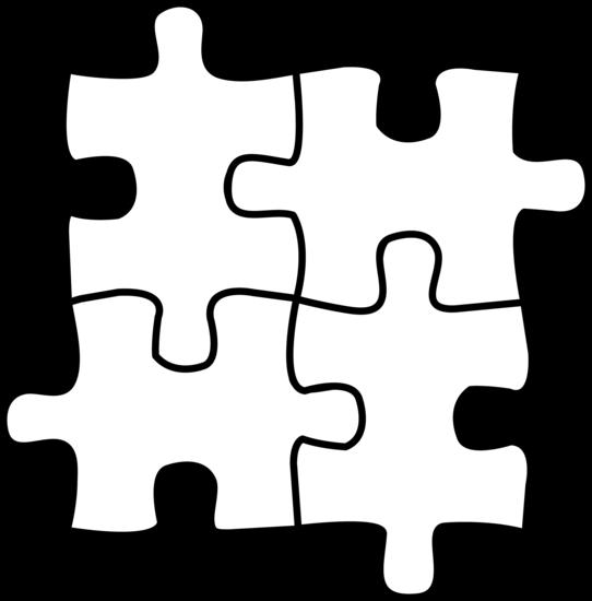 Printable Autism Puzzle Piece Templates ClipArt Best – Puzzle Piece Template