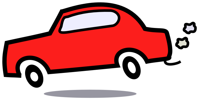 cartoon cars clipart - photo #29