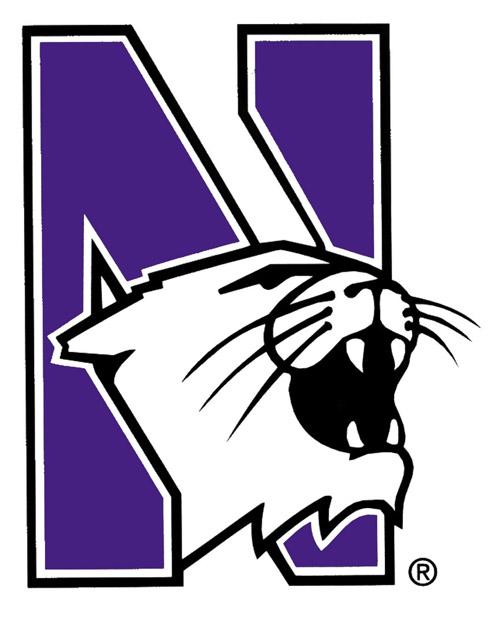 Northwestern Football Logo - ClipArt Best