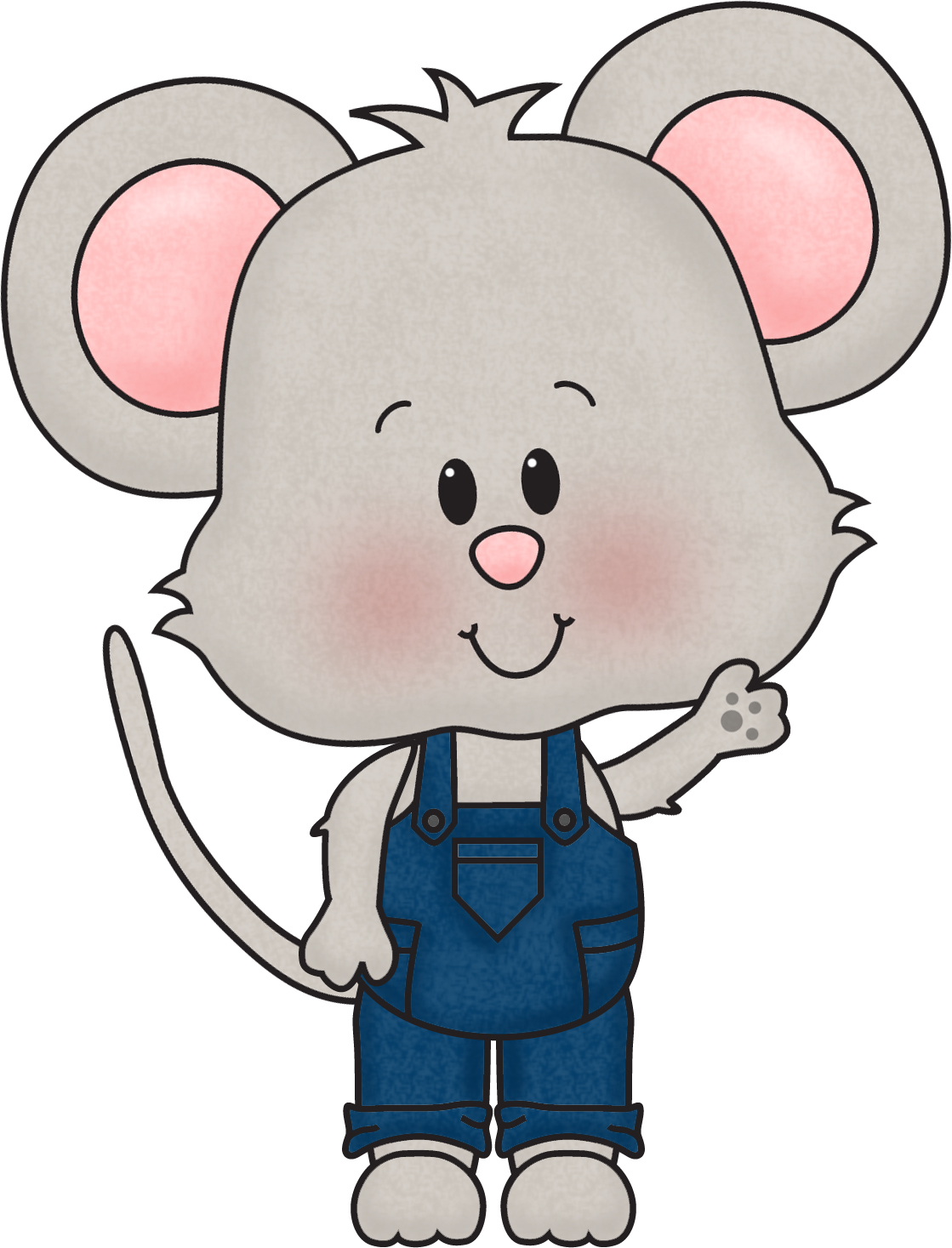 Back > Pix For > Cute Mice Clipart