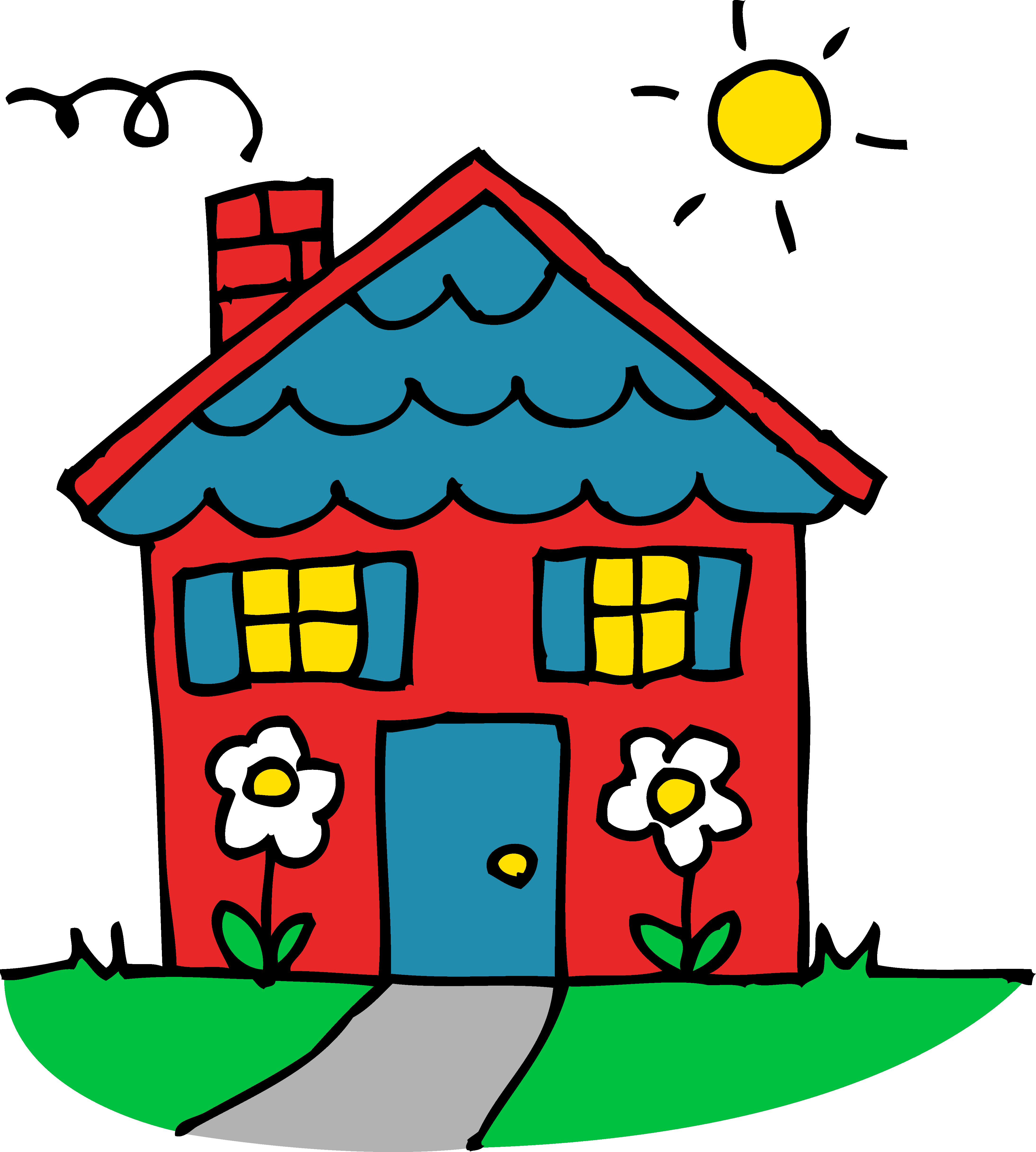 House For Sale Clip Art - Free Clipart Images