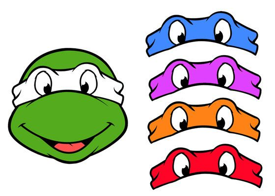 ninja turtle clip art free - photo #27