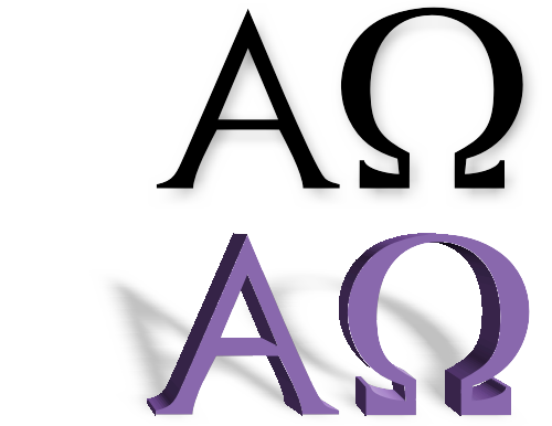 Alpha And Omega Clip Art - ClipArt Best