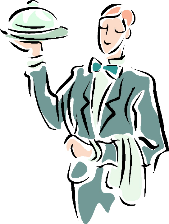 picture of waiter free cliparts that you can download to you computer ...