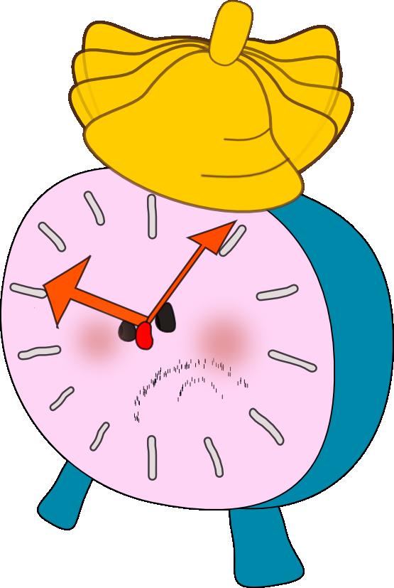 Clock clipart for teachers
