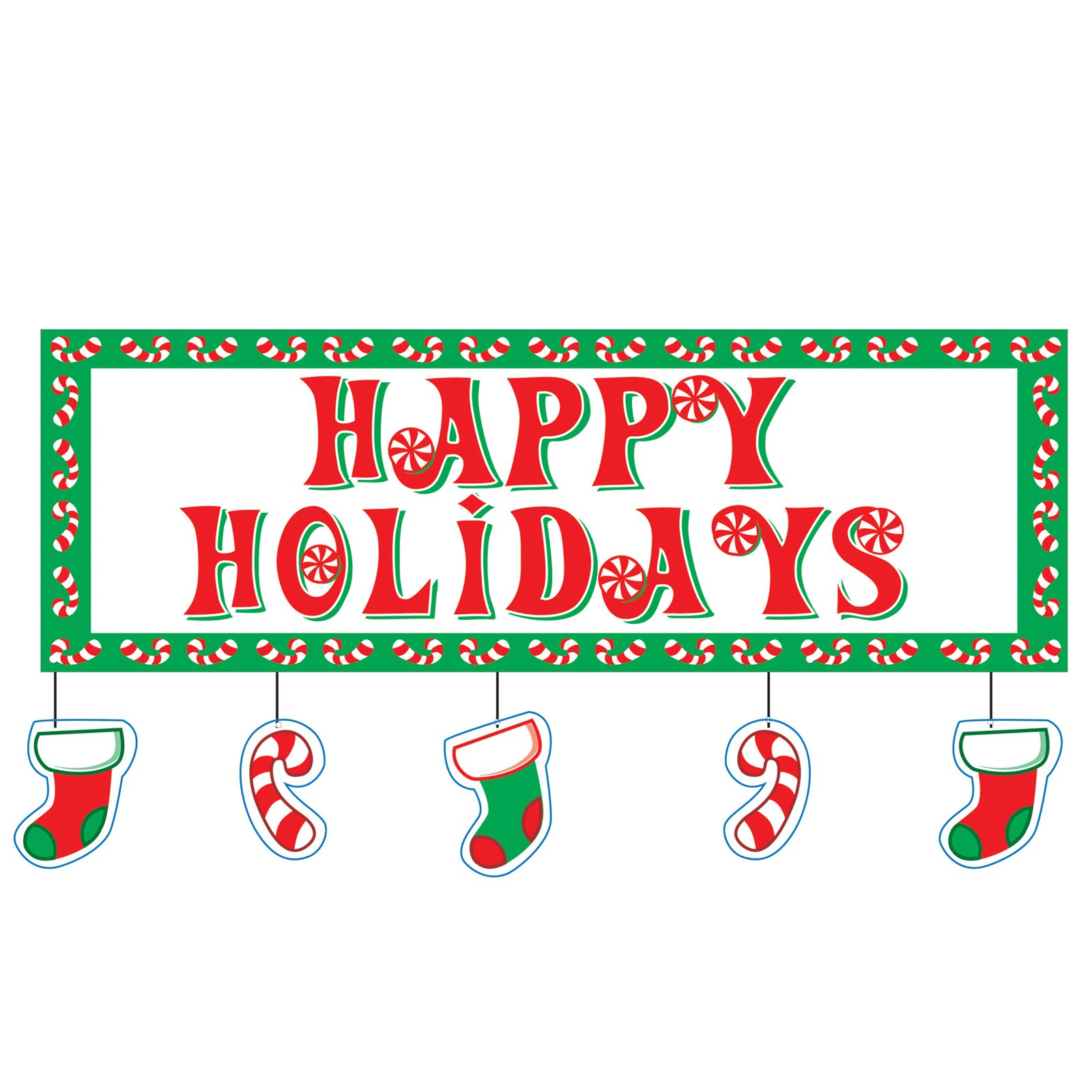 happy holidays clip art banner - ClipArt Best - ClipArt Best