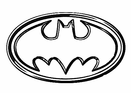 Free Batman Coloring Pages | kids world