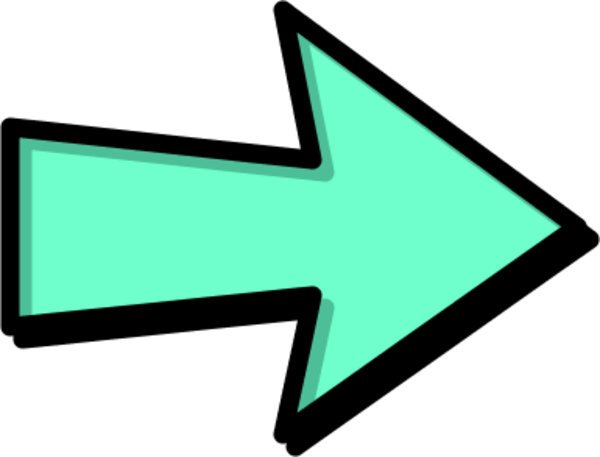 clipart arrow pointing right - photo #15