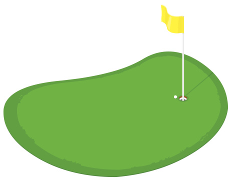 Golf Green Clip Art - ClipArt Best