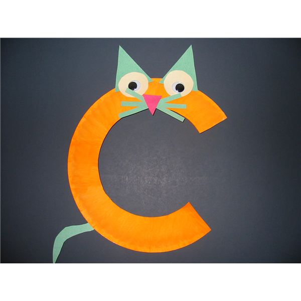 Letter C Craft Activities For Preschoolers