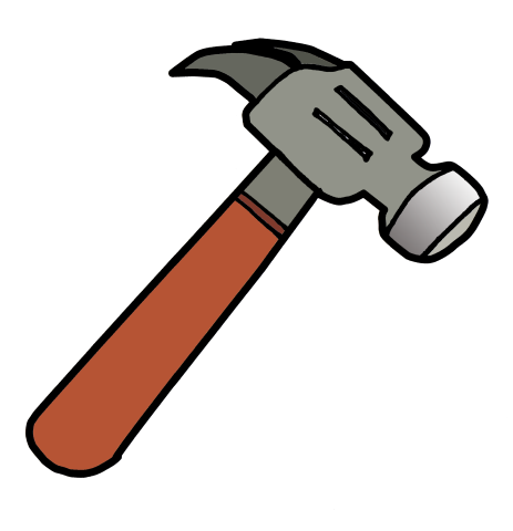 Clip Art Clip Art Hammer clip art hammer clipart best tumundografico