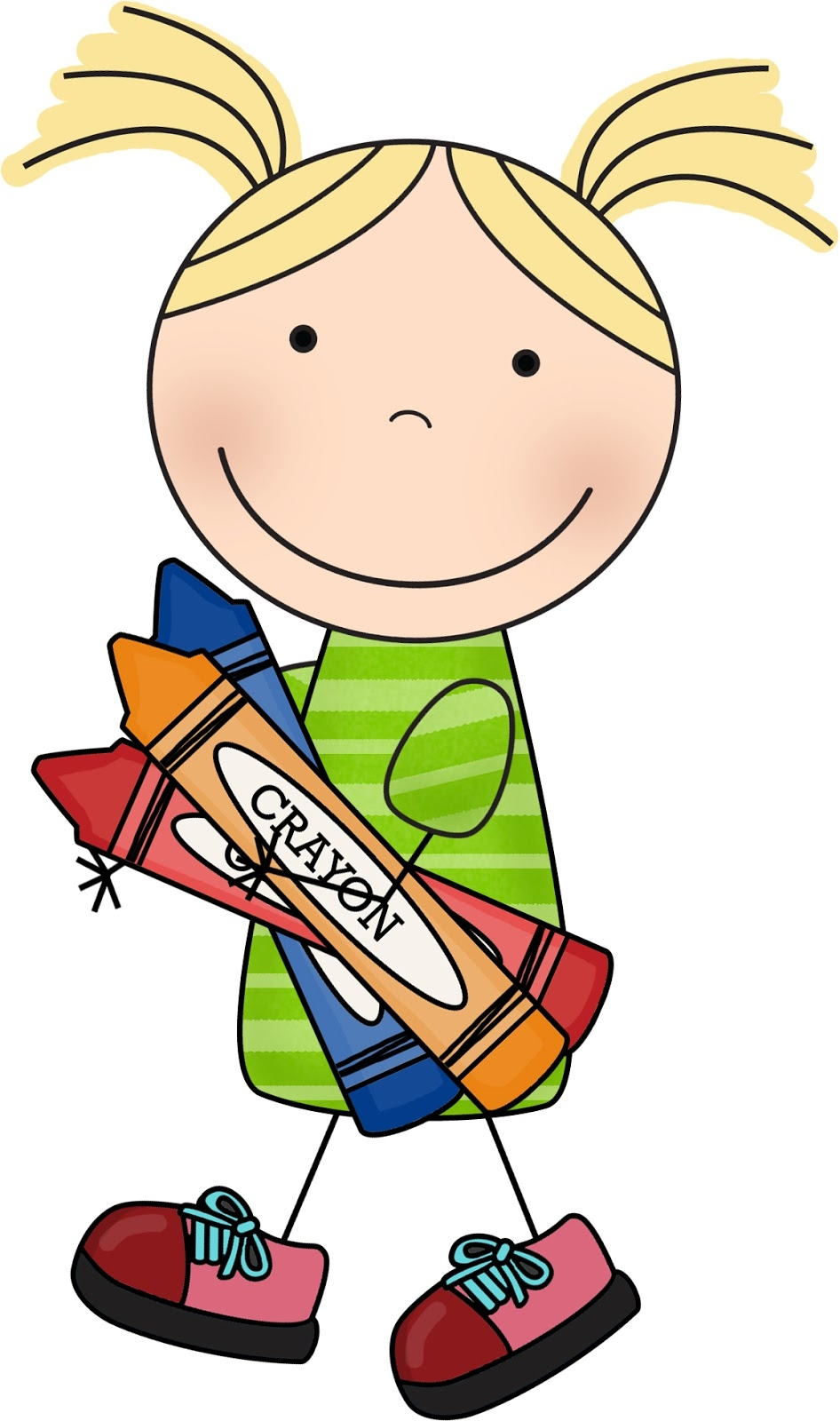 Cute Kid Clip Art - ClipArt Best