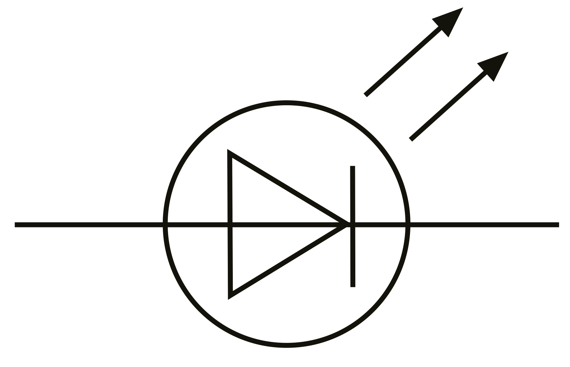 Schematic Symbol For Light Emitting Diode on electronic light emitting diode