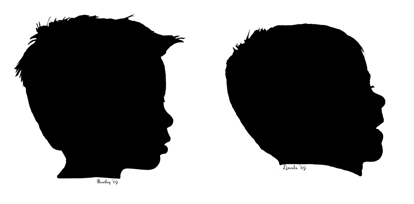 Face Silhouette | Free Download Clip Art | Free Clip Art | on ...