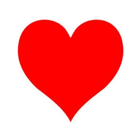 Small Red Heart - ClipArt Best