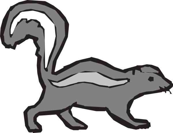 Art Of Skunk - ClipArt Best