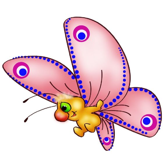 animated butterfly clipart free - photo #33