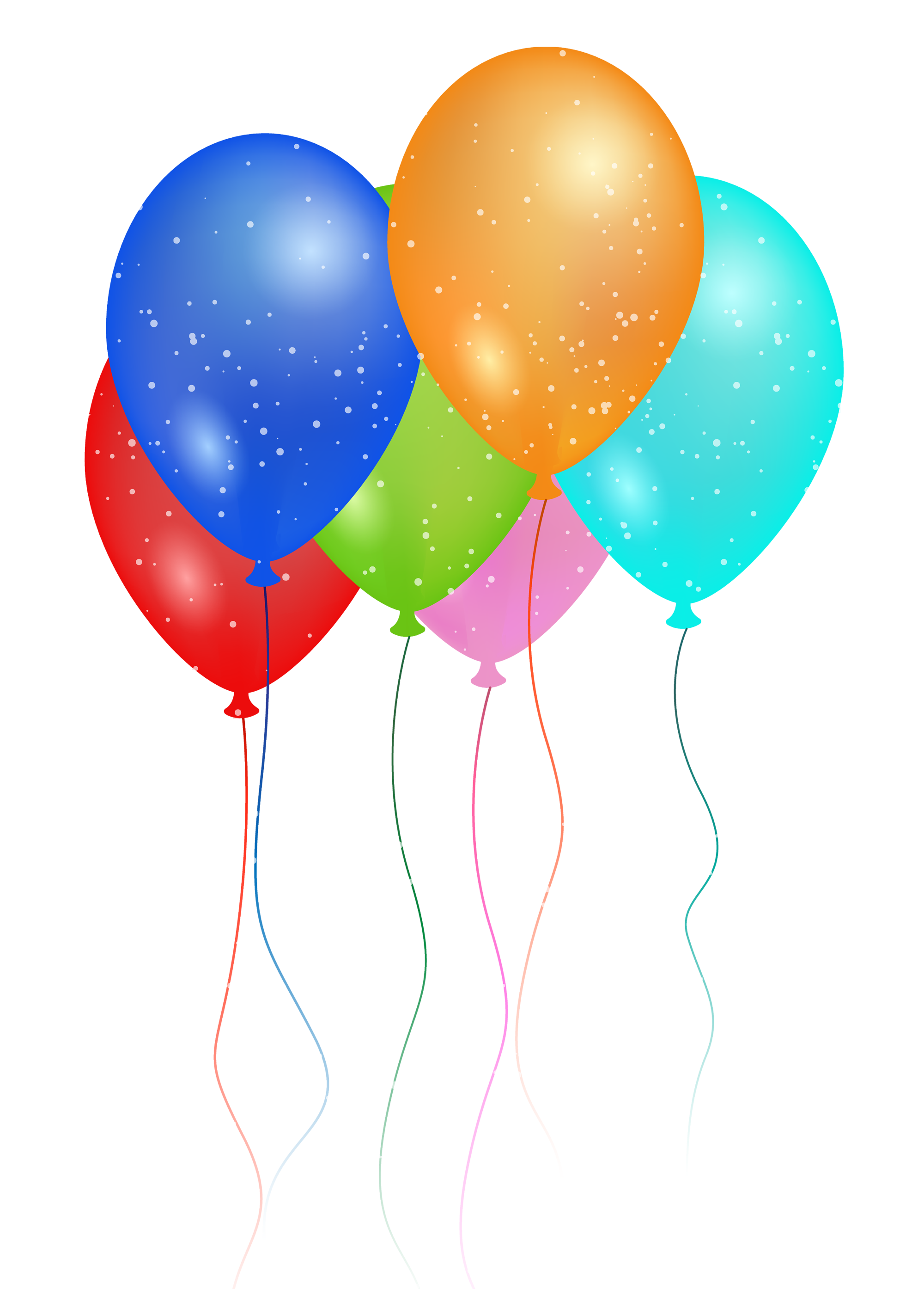 Birthday Balloon Png Clipart Best