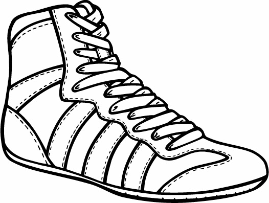 Shoes running shoes clipart clip art shoe - Cliparting.com