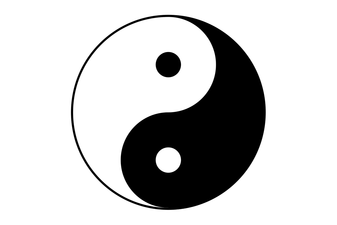 Yin and yang symbol clipart best for Bett yin yang