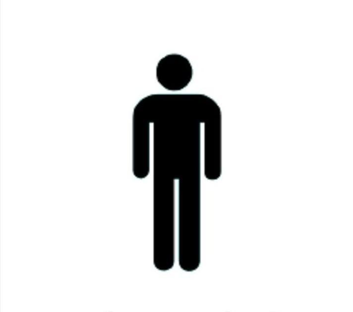 men restroom symbol  men restroom symbol Frepk. Restroom Man Symbol