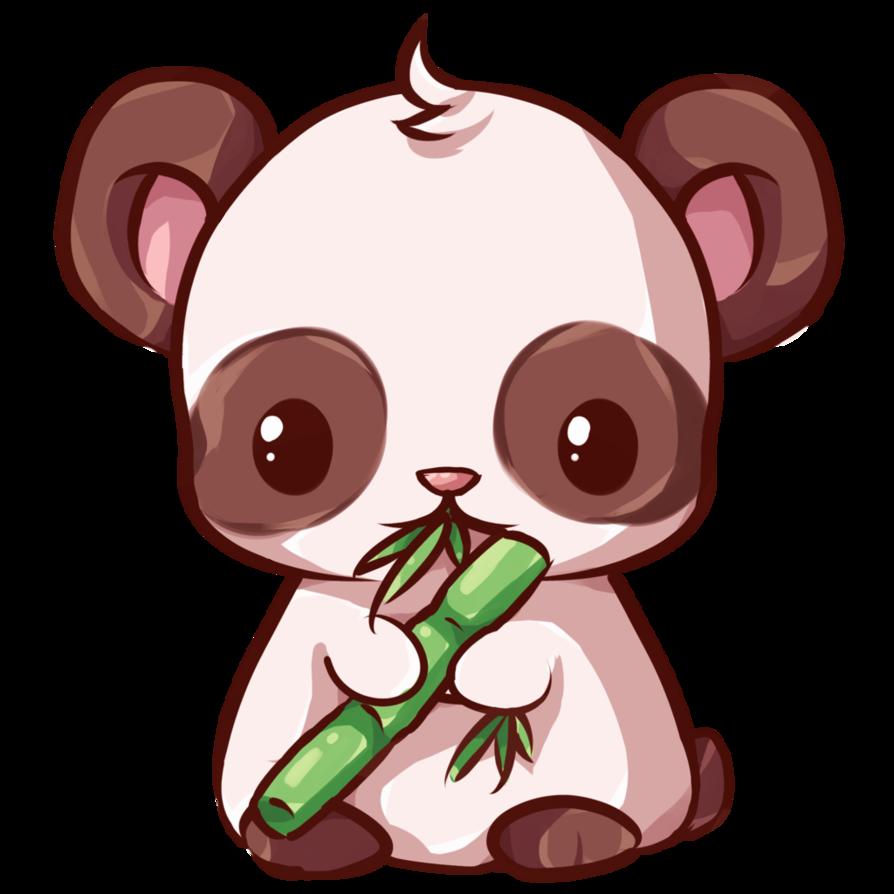 Kawaii Panda - ClipArt Best