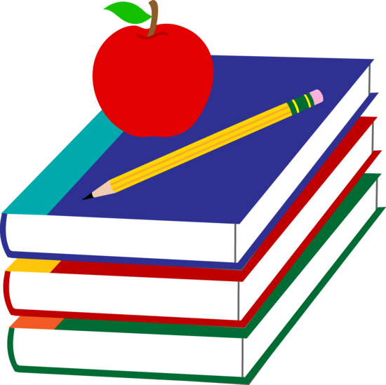 School Books Clip Art - ClipArt Best