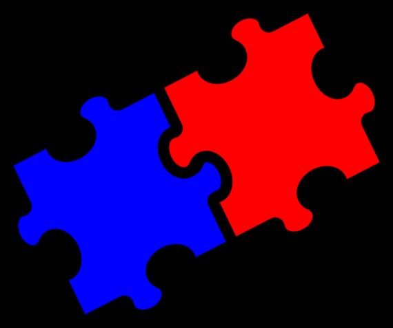 Autism Puzzle Pieces Clip Art - ClipArt Best