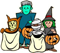Free clipart halloween images