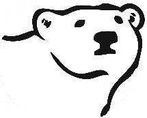 Polar Bear Outline - ClipArt Best