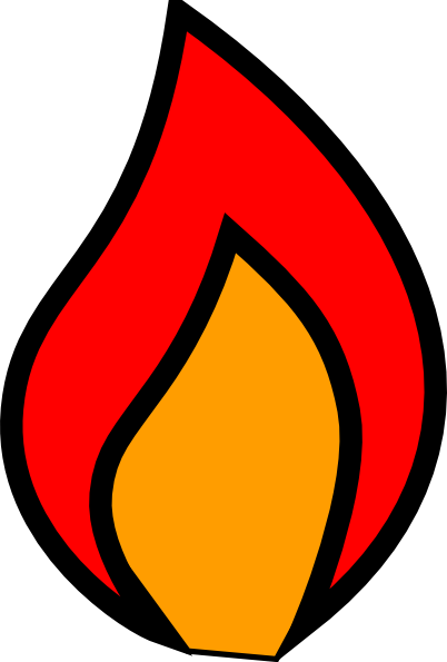 Candle Flame Clipart Free - ClipArt Best - ClipArt Best